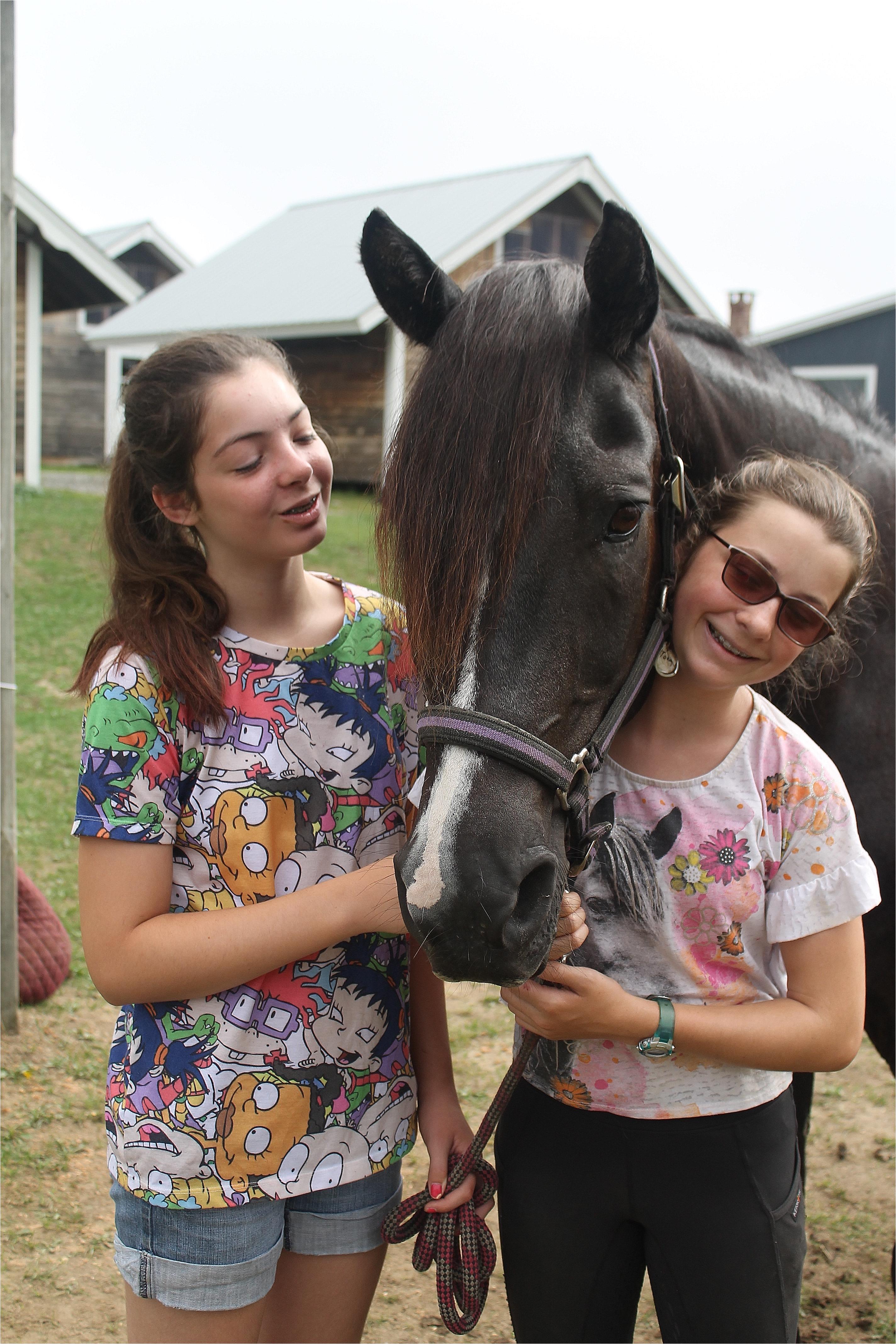 camp pony girls