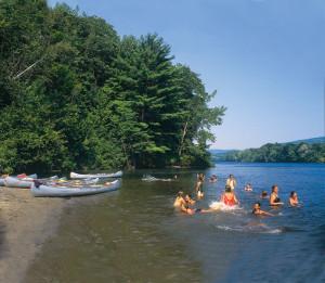 canoetripswim